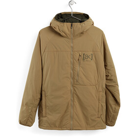 Burton Helium Hooded Stretch Jacket Men, kelp
